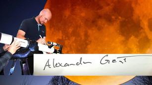 Astronaut Alexander Gerst over SSVI