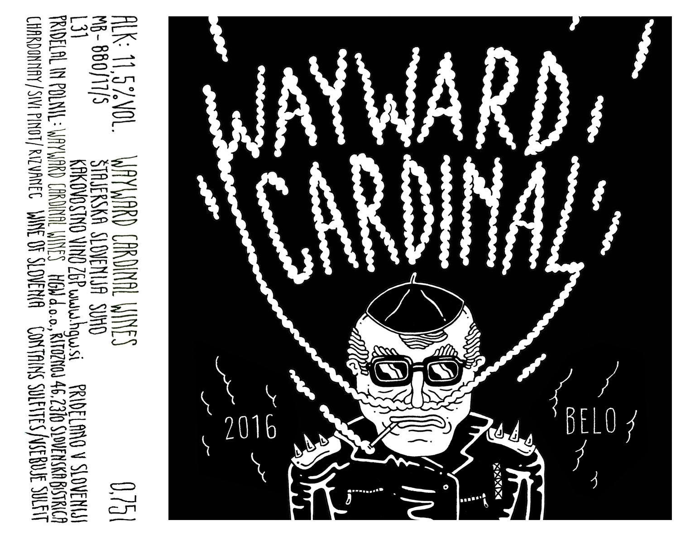 Wayward Cardinal Belo