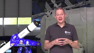 Astronaut Frank De Winne: Science4girls