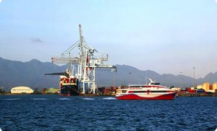 Grand Projet de Port