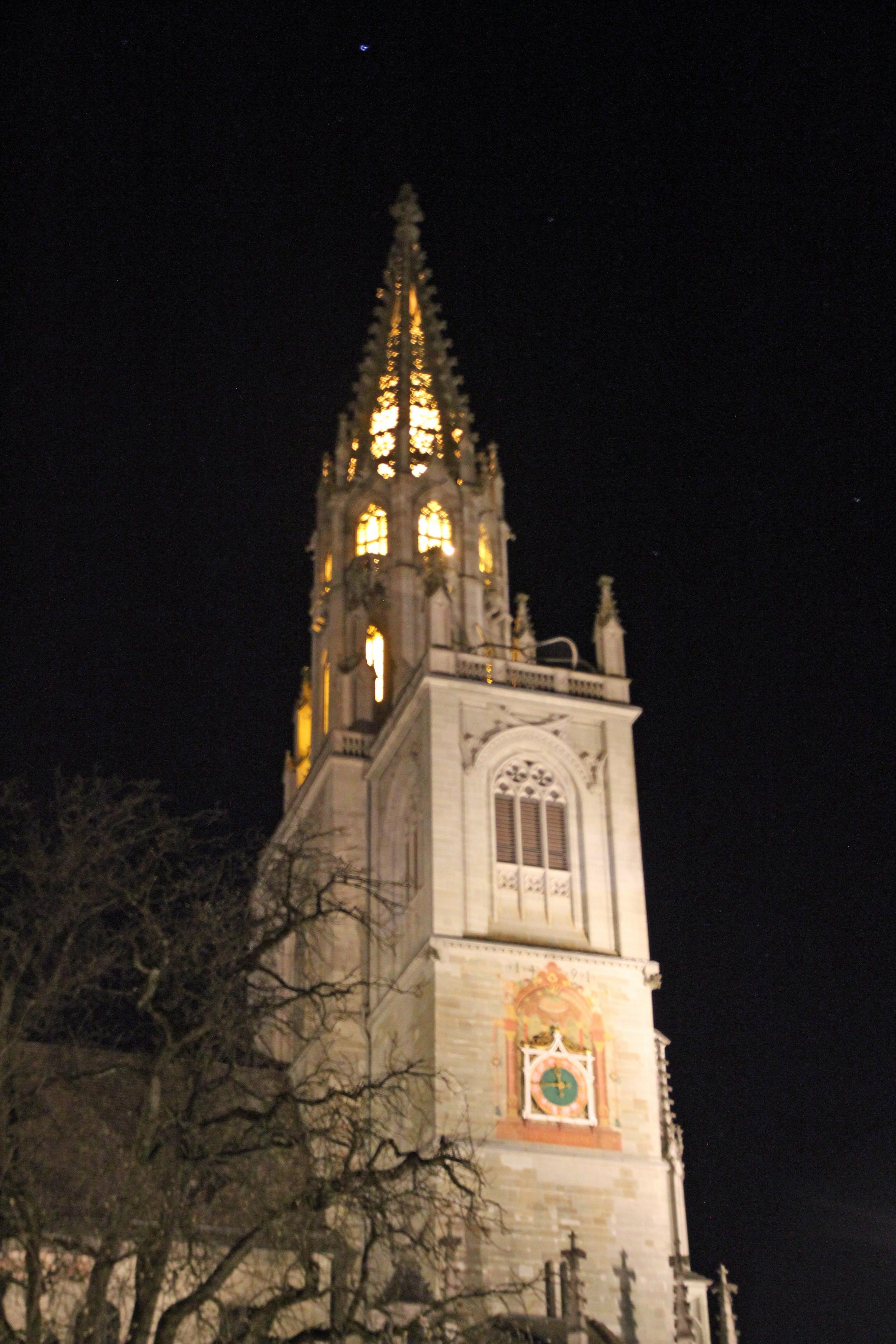 Das Münster ...