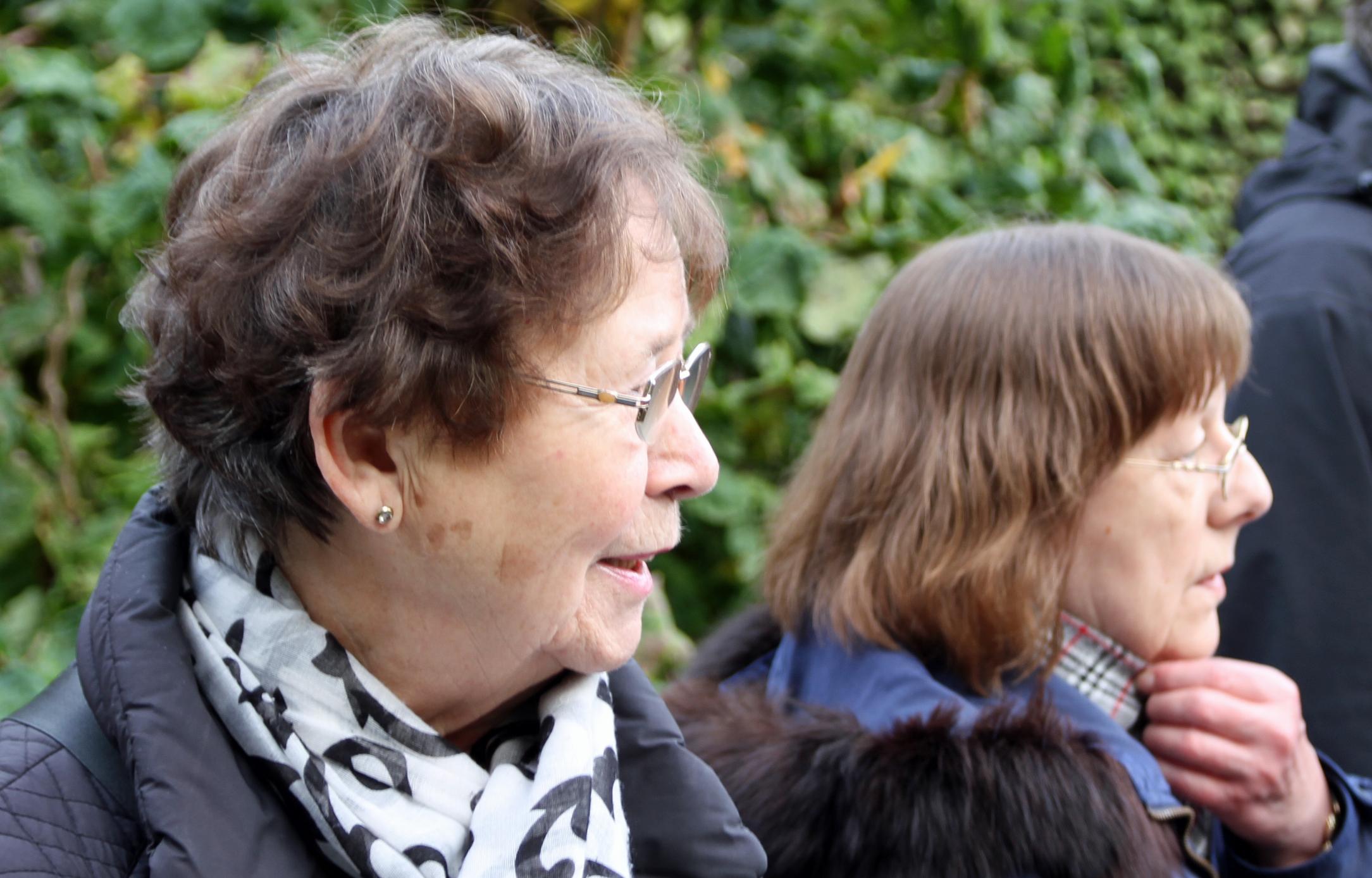 Rita Tzschoppe u. Angelika Hentschel