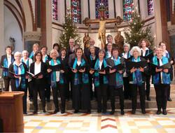 Der gesamte Chor