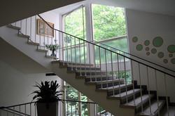 Treppenhaus im Haus Elisabeth
