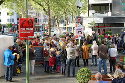 30. April, Poppelsdorfer Platz