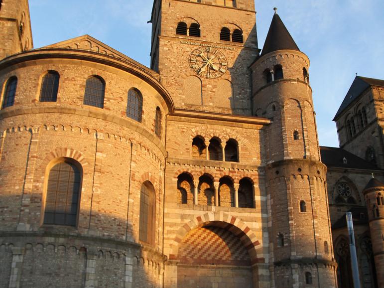 Der Trierer Dom ist definitiv eine DER Sehenswürdigkeiten der Stadt
