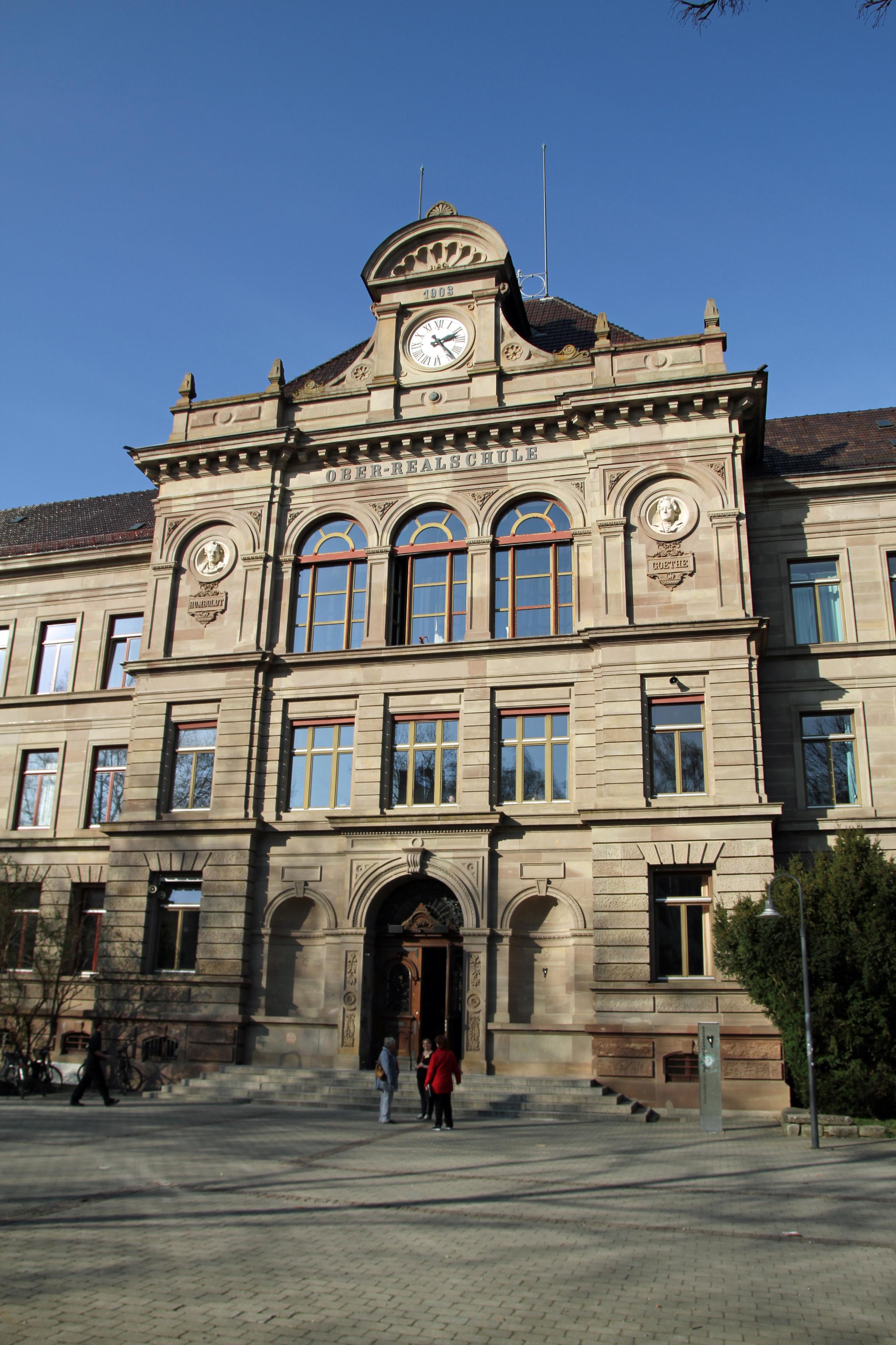 Das Humboldt Gymnasium ...