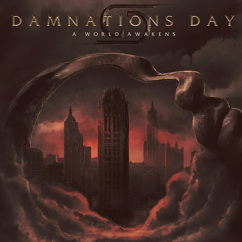 DAMNATIONS DAY A WORLD AWAKENS
