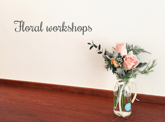 Fleur de Joy | Floral workshop