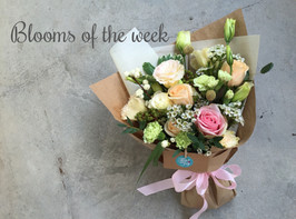 Fleur de Joy | Blooms of the week