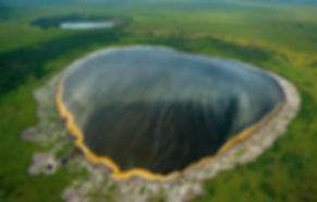 The-Explosion-crater-in-Queen-Elizabeth-