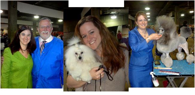 Dog Show Friends at Kansas City