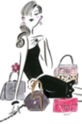 GemLust Handbags and Jewelry