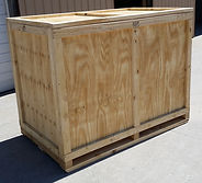 Standard shipping box