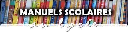 Manuel Scolaires pour les élèves de 2nde et 1ère à la rentrée