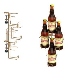 Стеллаж под бутылки пива