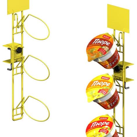Полка-держатель вертикальный для пюре
