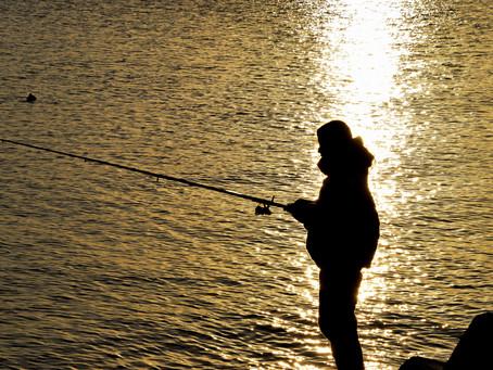 【ブース】釣り堀り体験(金丸釣具店)