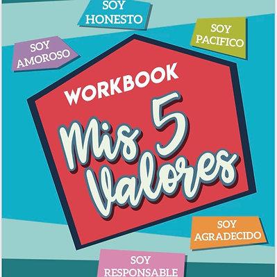 WB: Mis 5 Valores