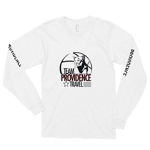Team Providence Travel Long sleeve t-shirt (White)
