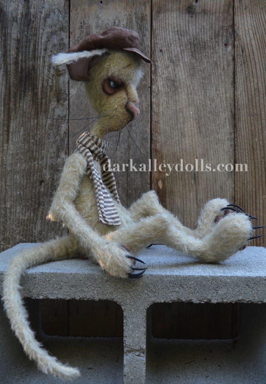 Dark Alley Cat Dexter
