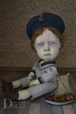 OOAK Art Doll Nicholas.