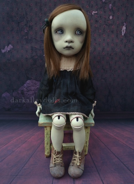 Ruby BJD Artist Doll