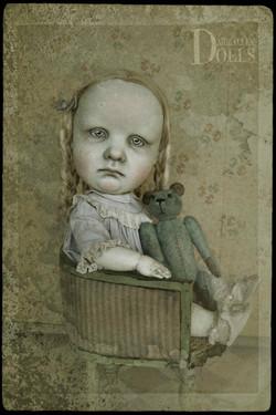 OOAK Art Doll Angelique