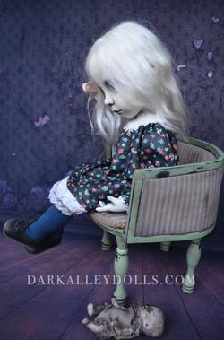 OOAK Art Doll Aster