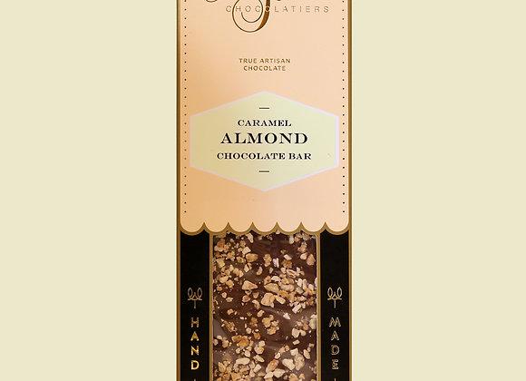 100g Handmade Milk Chocolate Bars