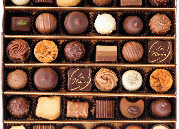 Gift Box 36 Assorted Pralines & Truffles