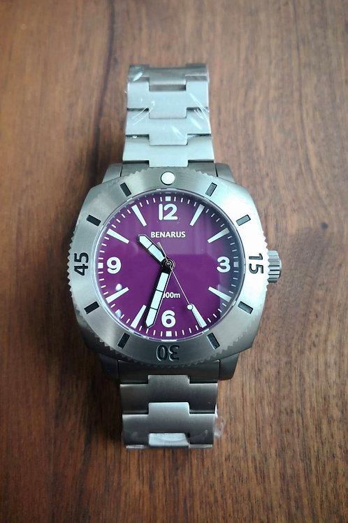 Moray 47 titanium purple ceramic numbers