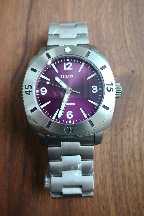 Moray 47 titanium purple sunray numbers
