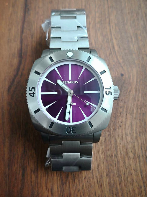 Moray 47 titanium purple sunray  dart