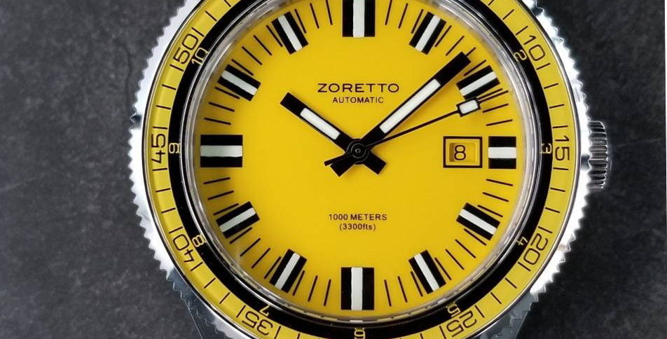 Jota yellow dial