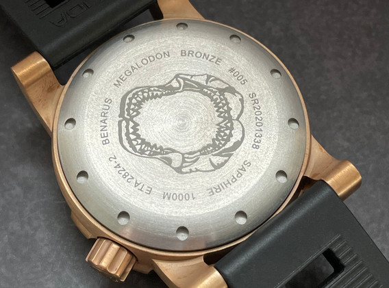 Mako bronze case back.JPG