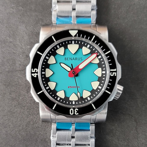 Megalodon turquoise no date