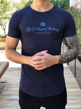 Camiseta Culture Botonê Azul