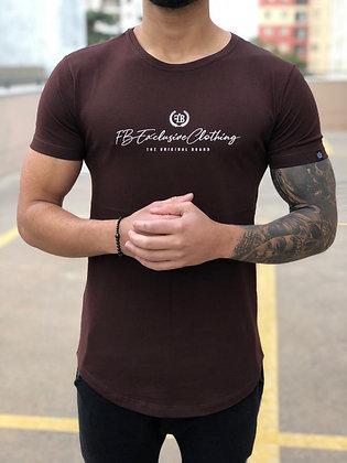 Camiseta Original Basic Marrom