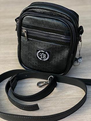 Shoulder Bag Colméia Black