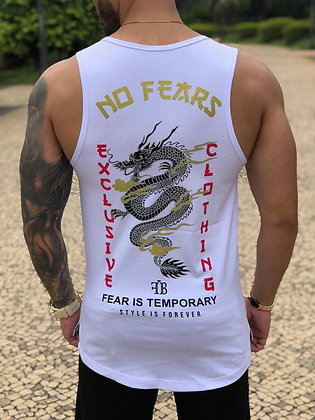 Regata FB No Fears White