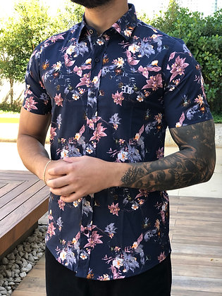 Camisa Flowers Colors