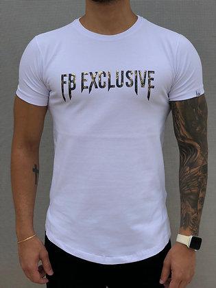 Camiseta FB Exclusive Blackgold White