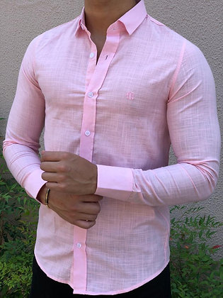 Camisa Flamê Rosa