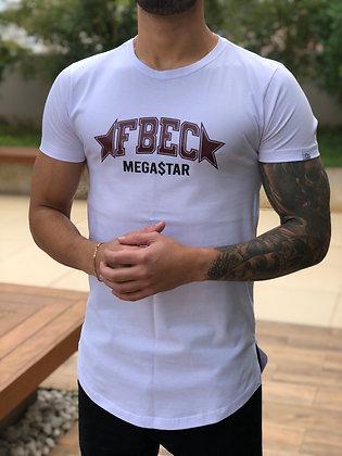 Camiseta MegaStar White