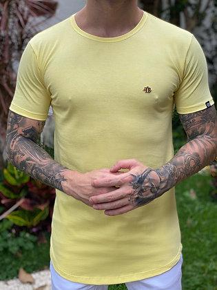 Camiseta Basic Premium Canário