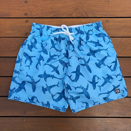 Shorts Shark Blue