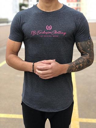 Camiseta Original Basic Carvão