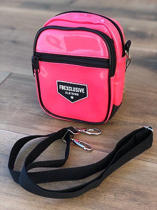 Shoulder Bag Rosa Neon