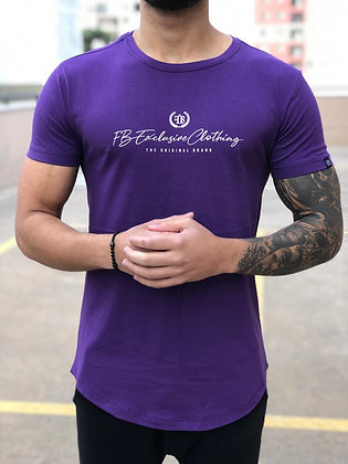 Camiseta Original Basic Roxa